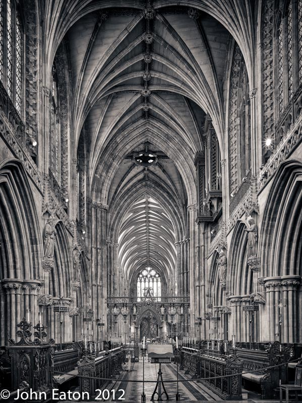 Quire and Nave #1