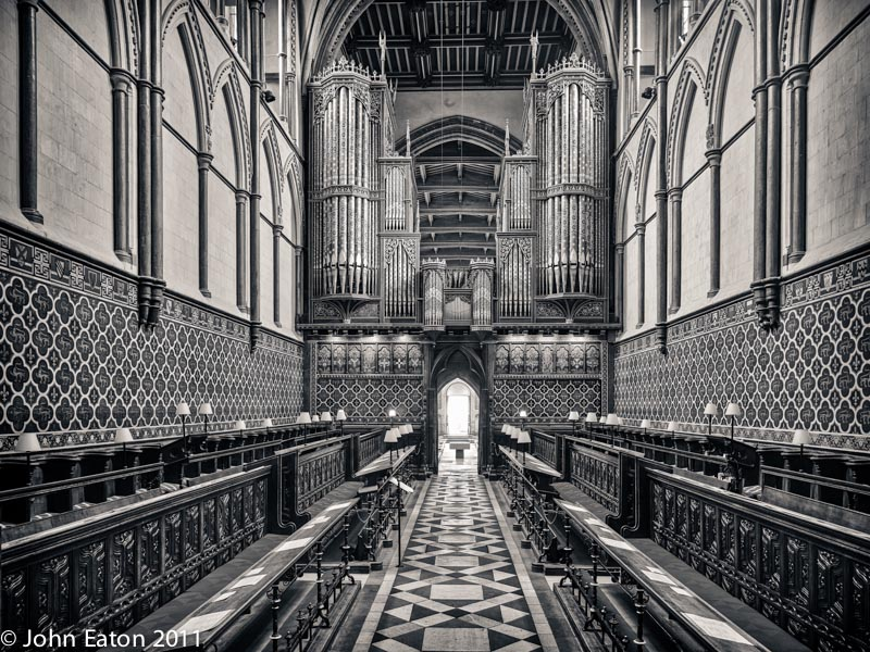 Quire and Organ #1