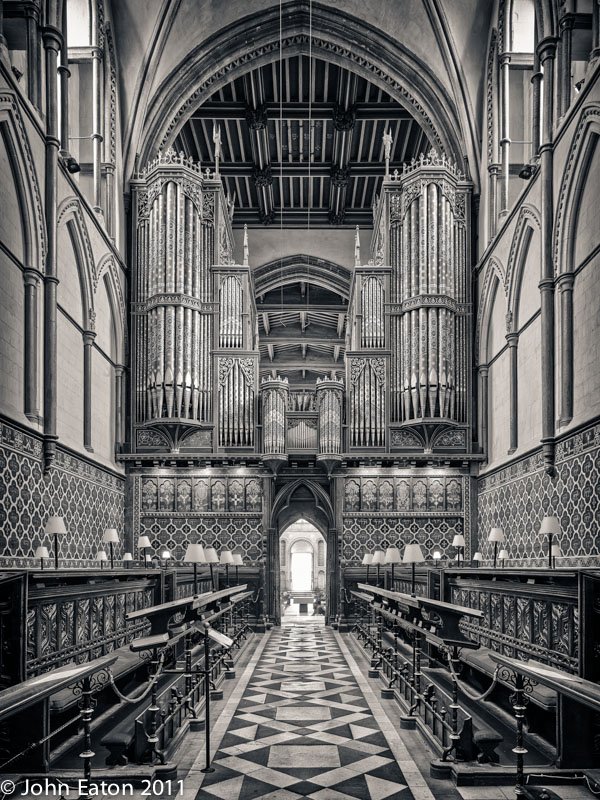 Quire and Organ #2