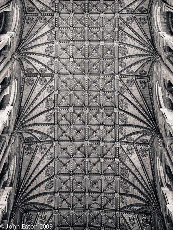 Presbytery Vault