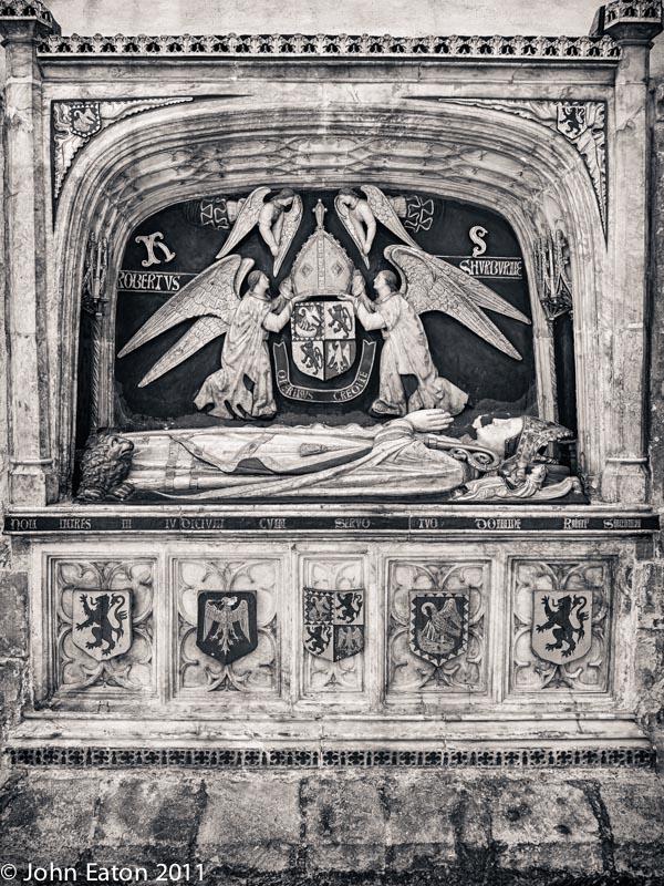 Robert Shelbourne's Tomb