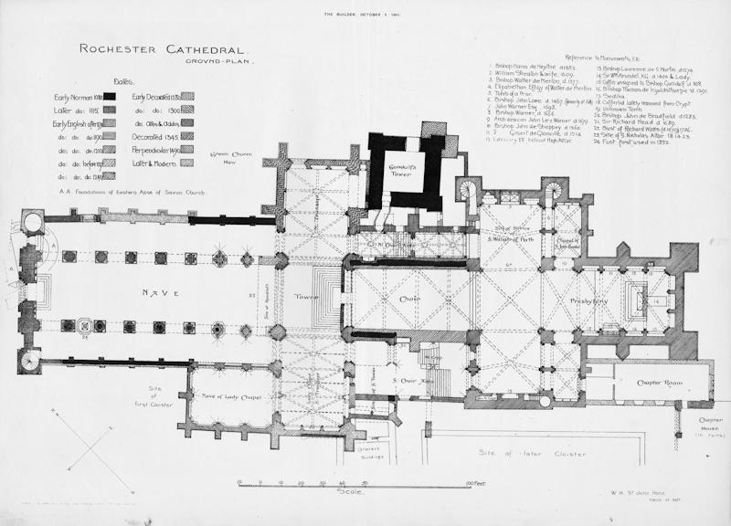 Rochester, Floor Plan