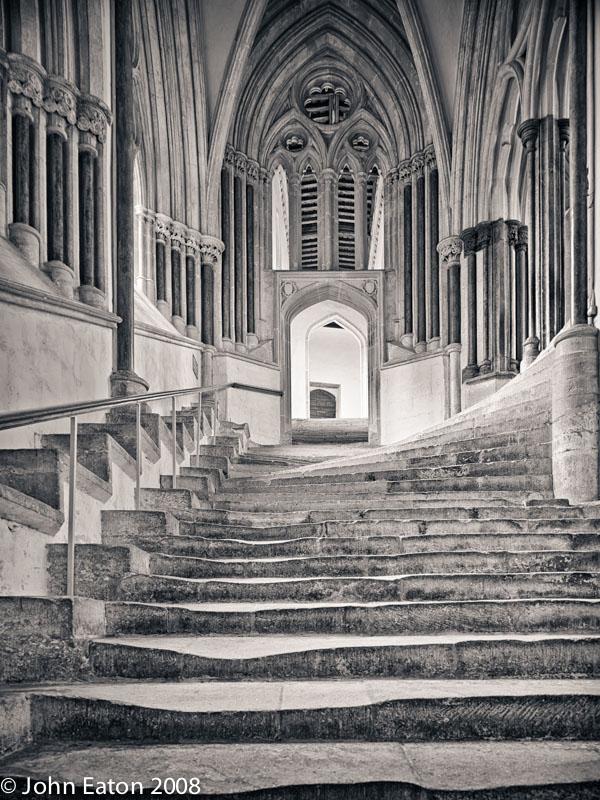 'A Sea of Steps' #1