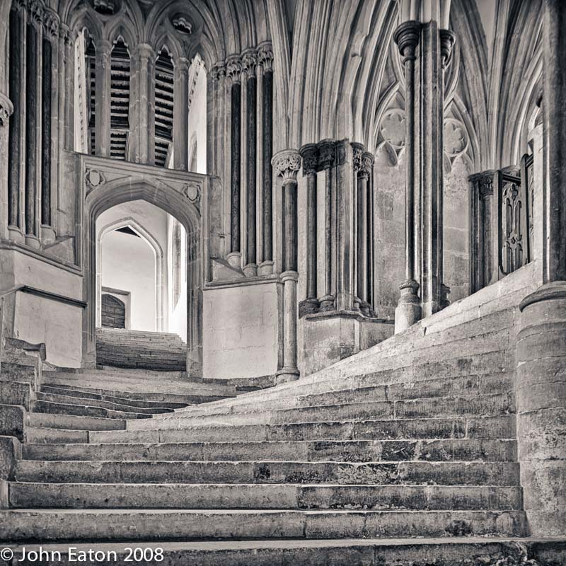 'A Sea of Steps' #2