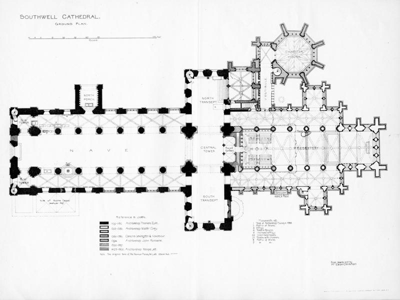 Southwell, Floor Plan