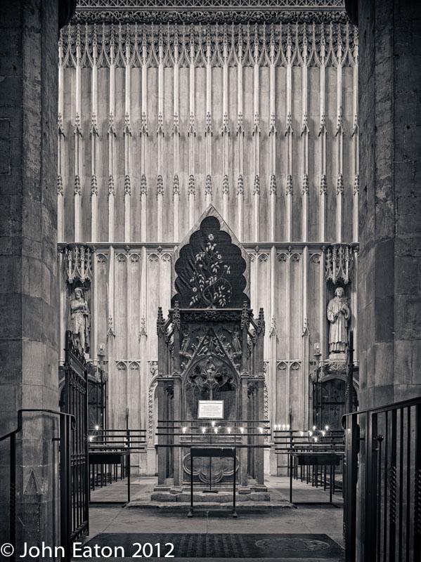 St Alban's Shrine #1