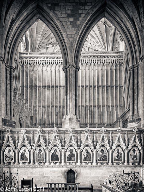 St. Swithun's Tomb