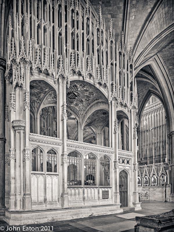 Bishop Waynflete's Chantry Chapel