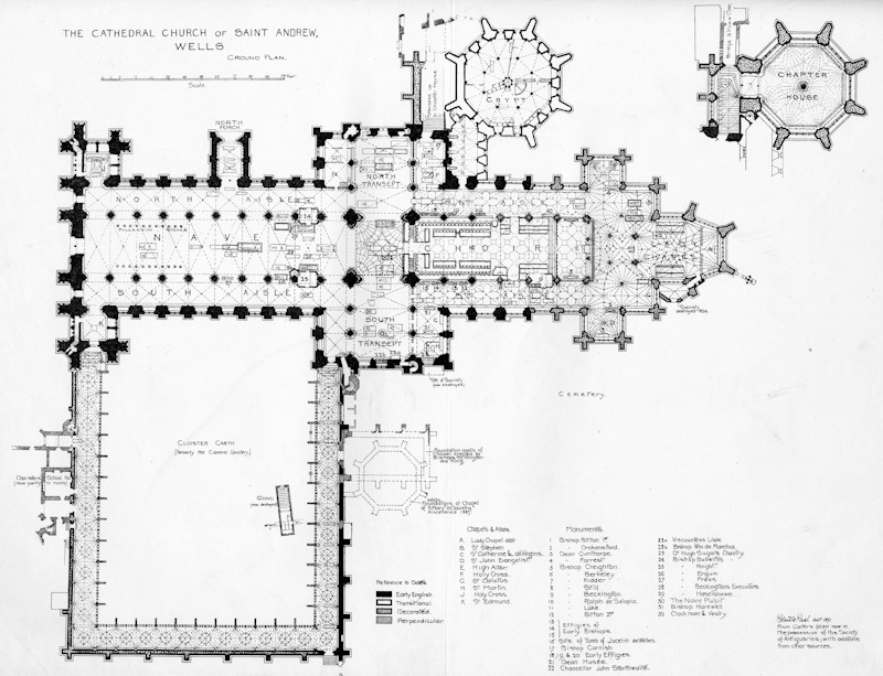 Wells, Floor Plan