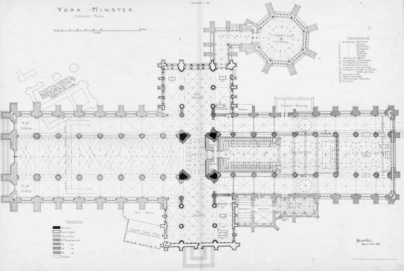 York, Floor Plan