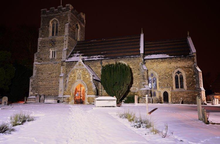 All Saints Church,Clifton