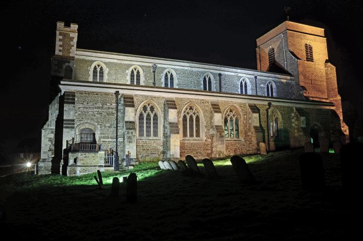 All Saints Church,