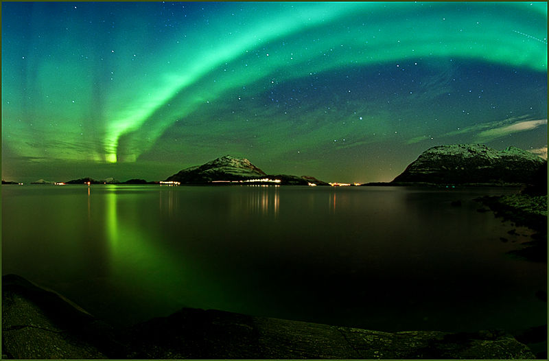 Auroras Night