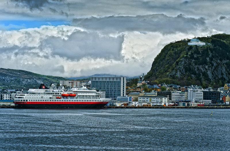 Fjellstua og Finnmarken