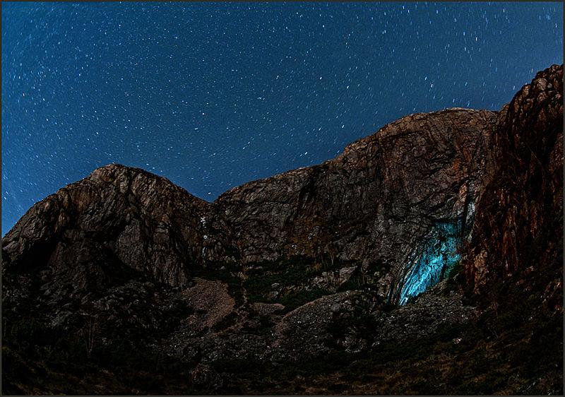 Midnight Cave