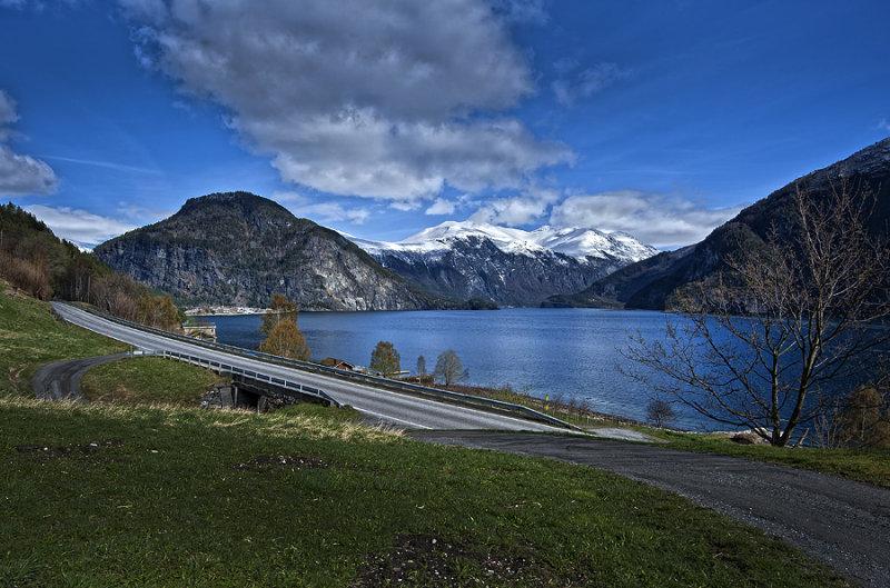 Valldal og Tafjord