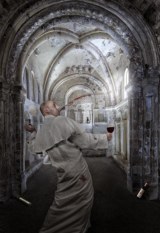Pope Scruffy