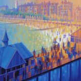 Evening Light Southwold (Sold)