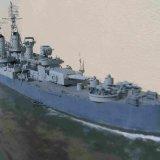 USS Indianapolis - Quarterdeck View