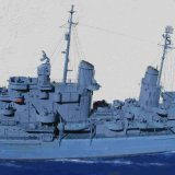 USS Oakland - Superstructure