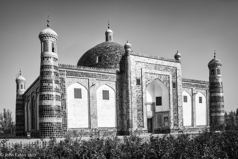 Abakh Hoja Tomb-1