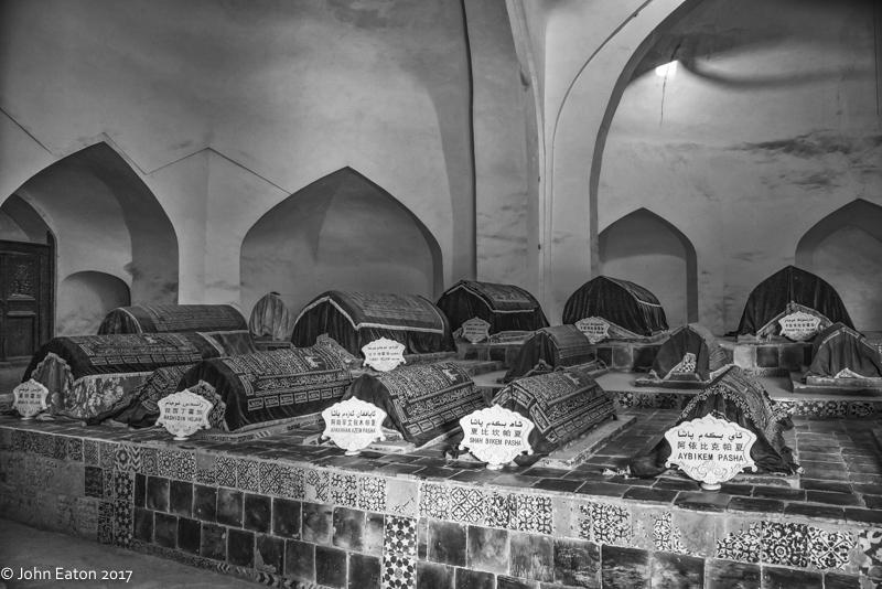 Abakh Hoja Tomb-3