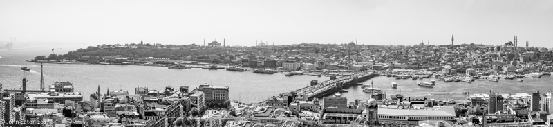 Galata Bridge & Old City
