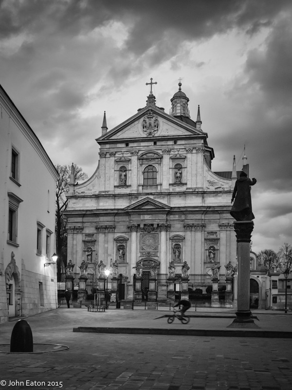 Church of St Peter & St Paul at Dusk