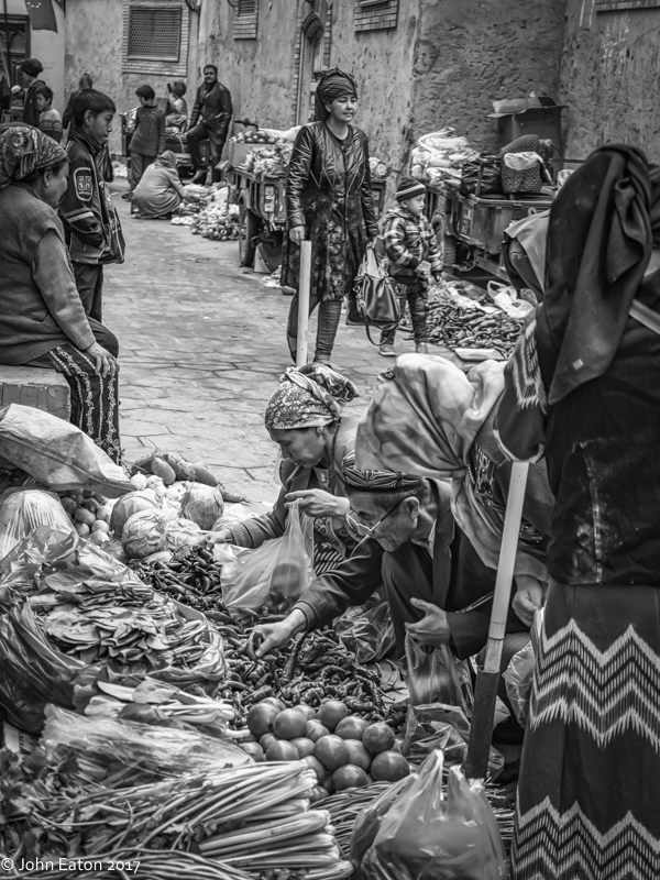 Fruit & Vegetable Market-1