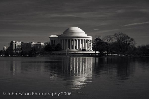 Jefferson Memorial #4