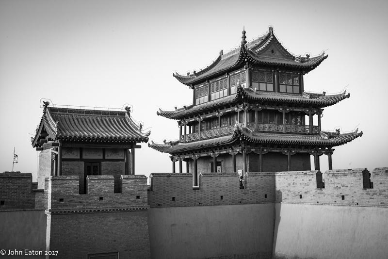 Jiayuguan, West Gate-4