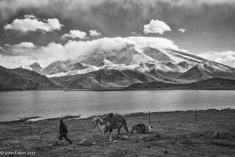 Kalakuli Lake & Camels at 10,000ft
