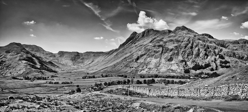 Langdale Pikes & Bow Fell