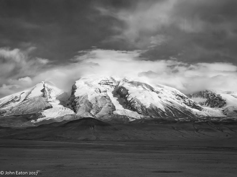 Muatagata Mountain & Glaciers