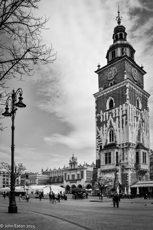 Market Square, Town Hall Tower