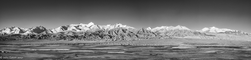 Pamir Plateau & Karakoram Range