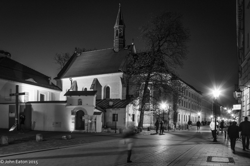 St Gile's Church & Grodzka