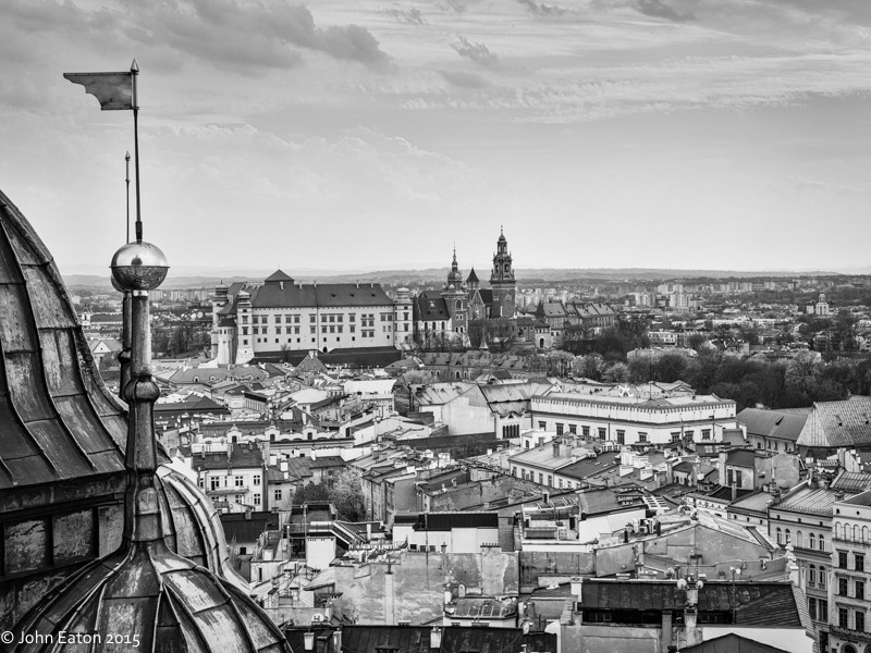 St Mary's Tower & Wawel