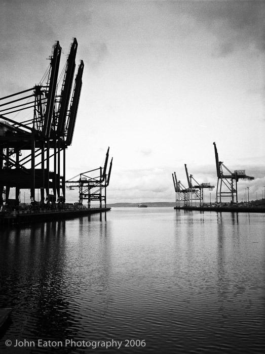 Tacoma Waterfront #5