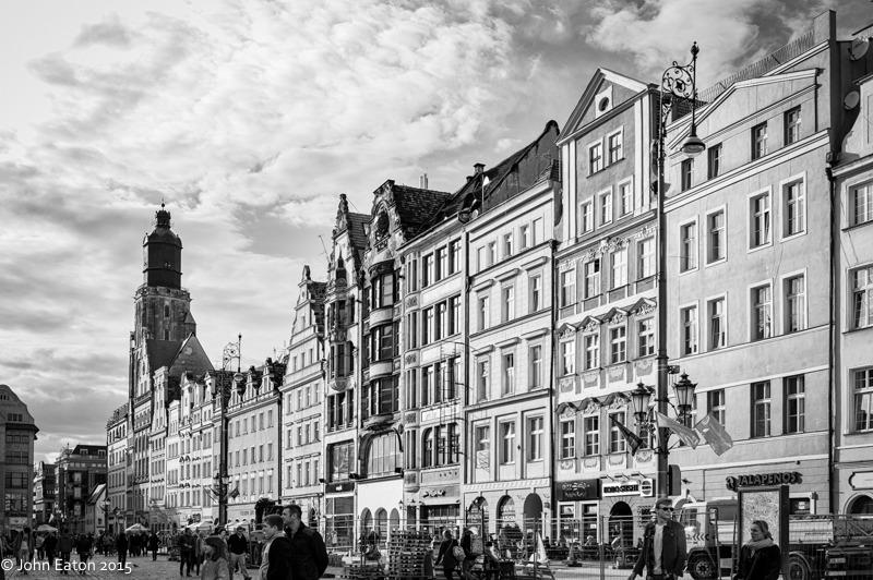 Market Square & St Elizabeth's