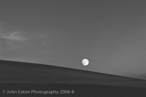 Central Coast, Moonrise