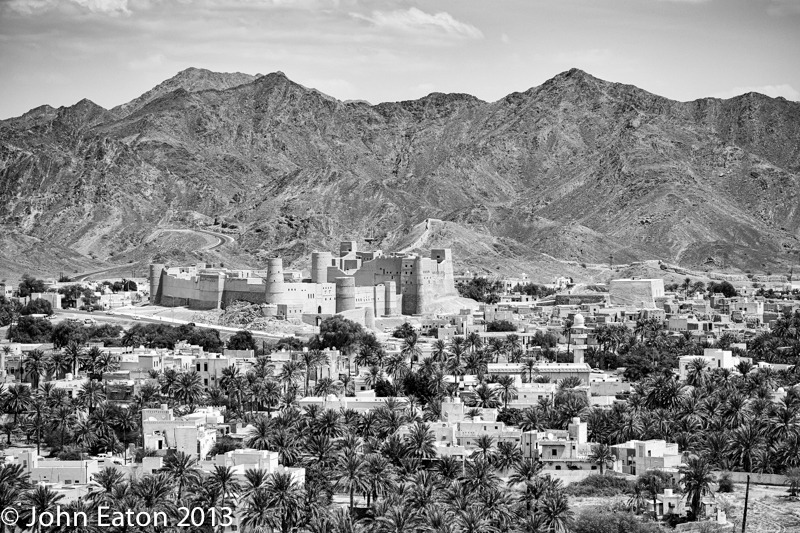 Bahla Town & Fort