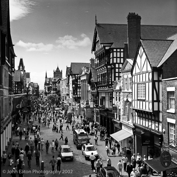 Chester, Eastgate