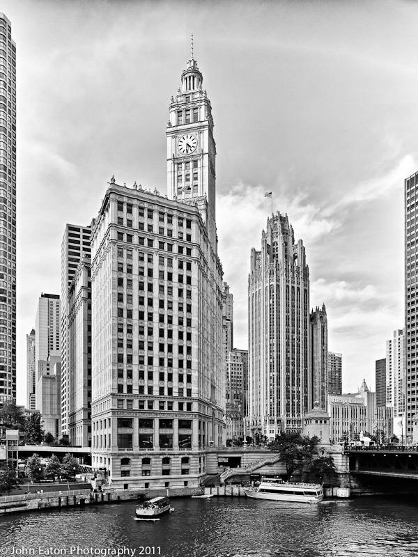 Chicago, Wrigley Building
