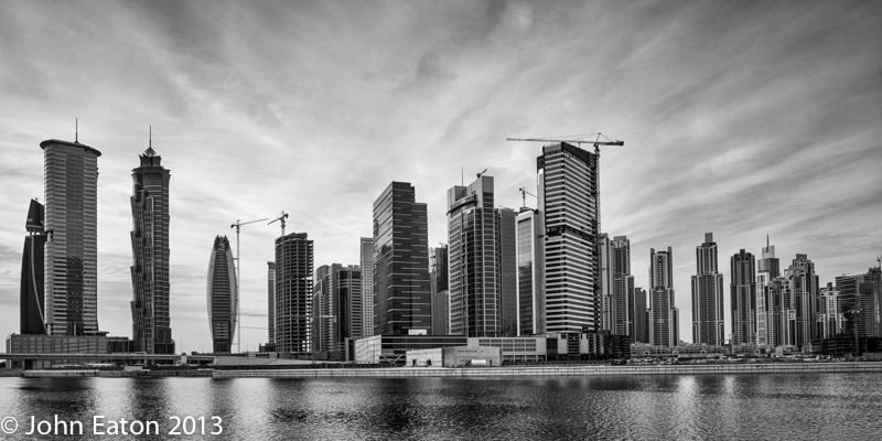 Dubai Skyline 2