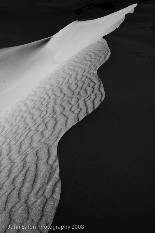 Death Valley, The Edge