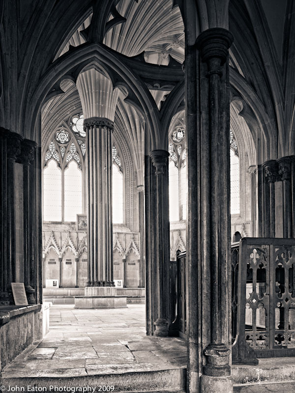 Wells, Entrance to the Chapter House