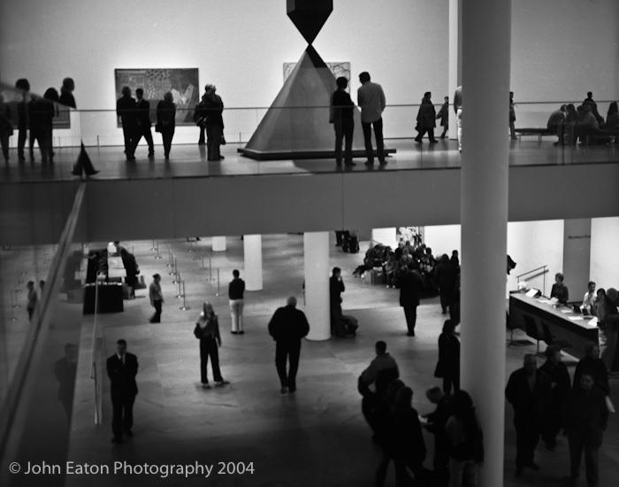 NY, MOMA #2