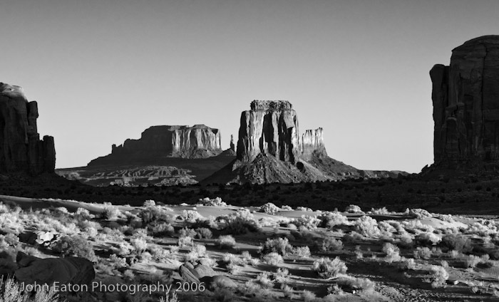 Monument Valley, Sunrise #1