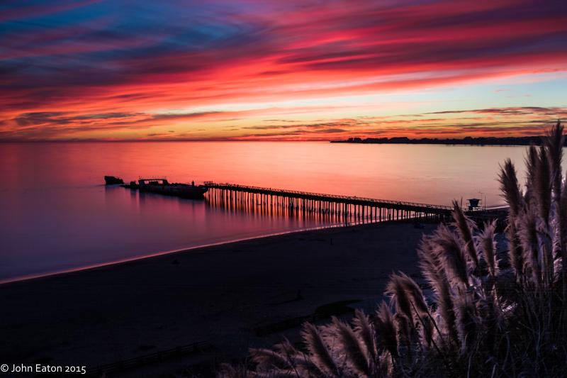 Seacliff Sunset #5